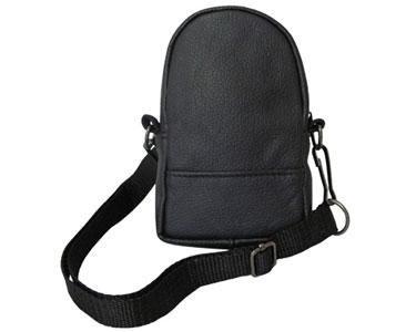 AmeriLeather All Purpose Accessories Pouch – Black