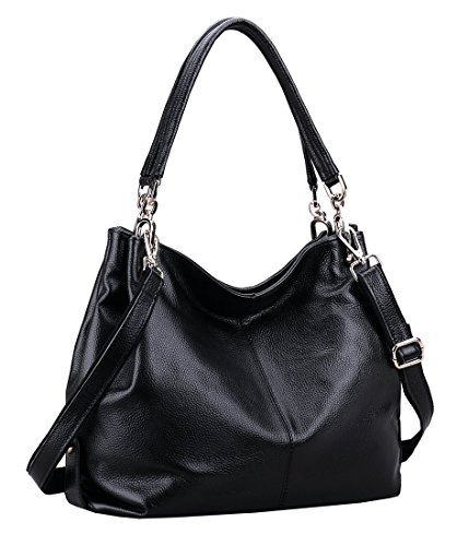 Heshe Fashion Hobo Shoulder Tote Top Handle Bags Handbags and Purse for Women and Ladies