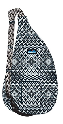Kavu Rope Bag – Navy Quilt (Special Edition)