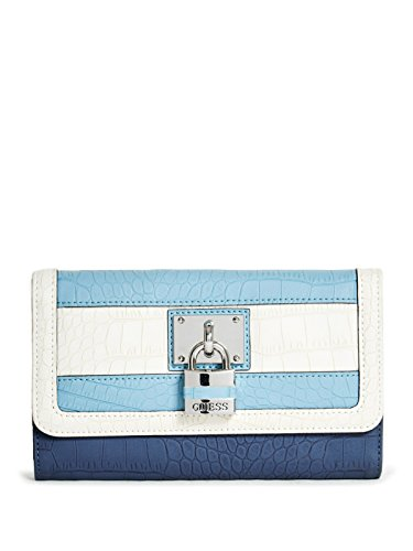 GUESS Women's Delray Color-Blocked Wallet