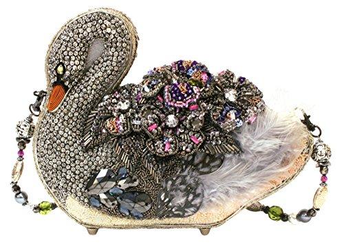 Mary Frances Swan Lake Handbag