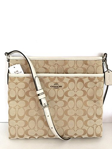 Coach 12CM Signature File Crossbody Handbag 36378