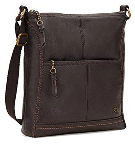 The Sak Women's Iris Crossbody OS, Cocoa