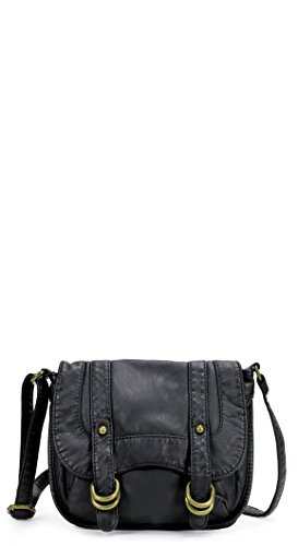 Scarleton Trendy Duo Strap Crossbody Bag H1892