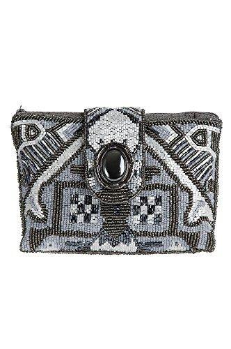 Mary Frances Beaded Mini Handbags (Magic Carpet)