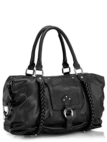 Phive Rivers Women Genuine Leather Handbag-SHIRIN_PR433