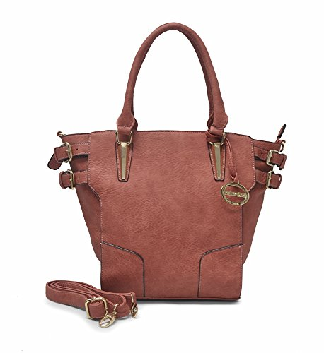 SORRENTINO Sori Collection No. 668 Buckle Large Tote