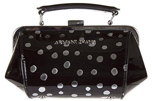 Armani Jeans women's clutch handbag bag purse newblack