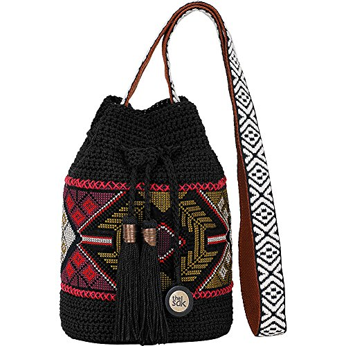 The Sak Sayulita Drawstring Crossbody