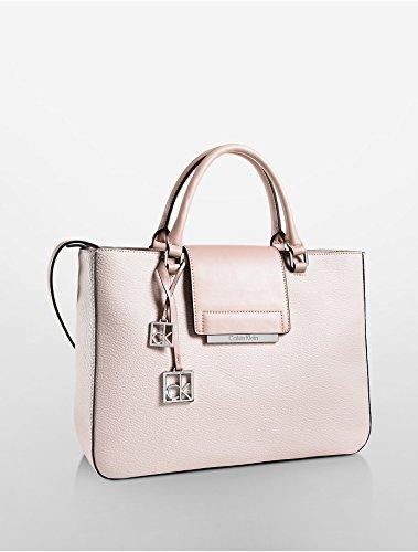 Calvin Klein White Label Valerie Triple Compartment Tote