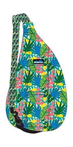 Kavu Rope Bag – Tropic Jungle (Special Edition)