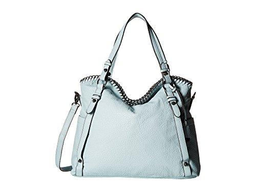 Jessica Simpson Lizzie Cross Body Tote Shoulder Bag, Seafoam