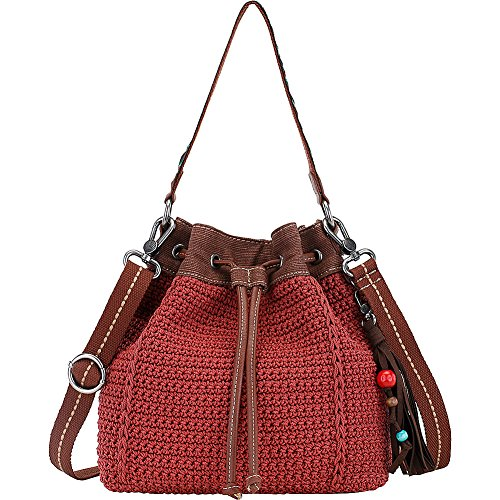 The Sak Ukiah Crochet Drawstring
