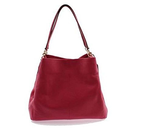 Coach Madison Phoebe Shoulder Bag – Dahlia