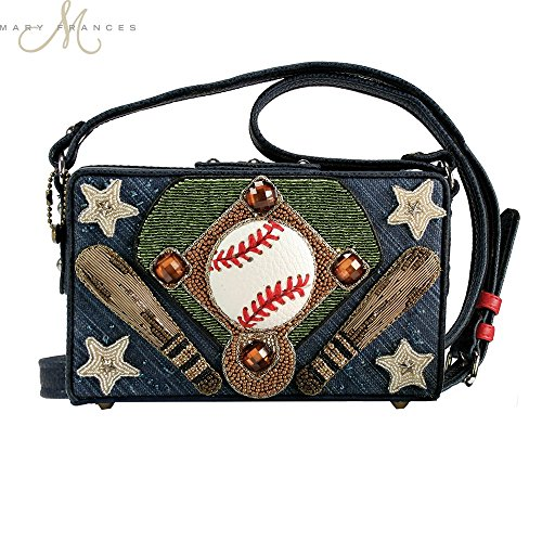 Mary Frances Home Run Handbag