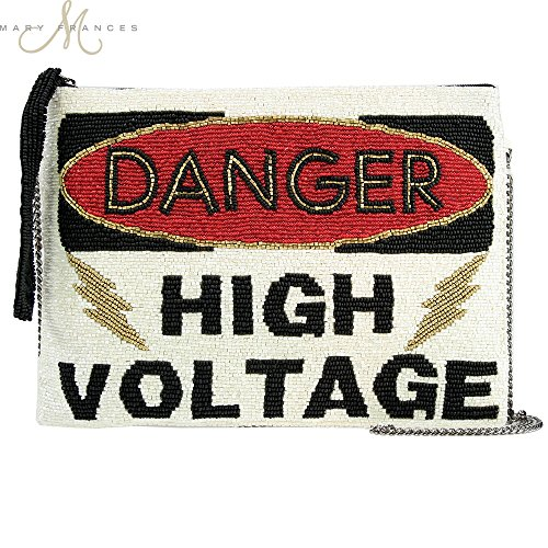 Mary Frances High Voltage Clutch