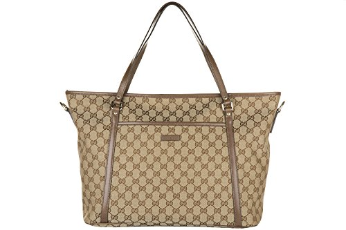 Gucci women's shoulder bag original brown