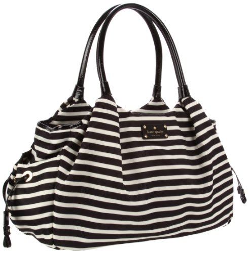 Kate Spade New York Nylon Stevie Baby Diaper Bag