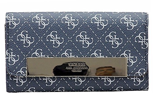 GUESS Isla Quattro G Slim Clutch