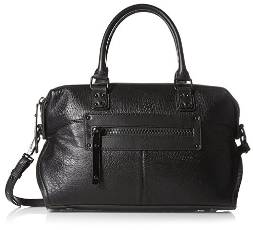 L.A.M.B. Women's Haloma Satchel, Black