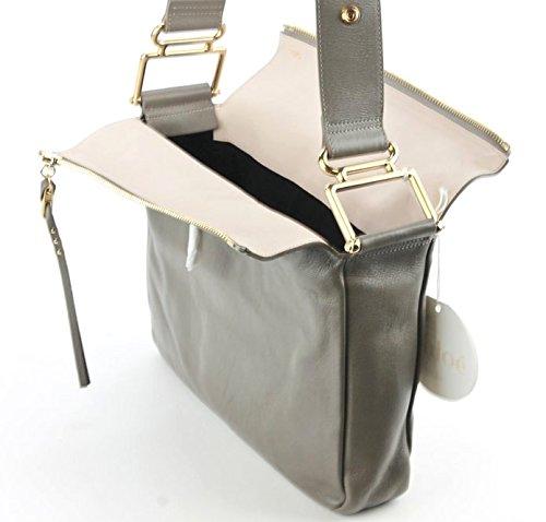 Chloe Vanessa Shoulder Bag Cashmere Grey 3S0230-736-CASHMERE G-06T