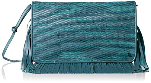 Elliott Lucca Bali '89 Fringe Clutch Convertible Cross Body