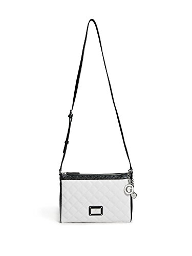 GUESS Women's Flowering Cross-Body Bag
