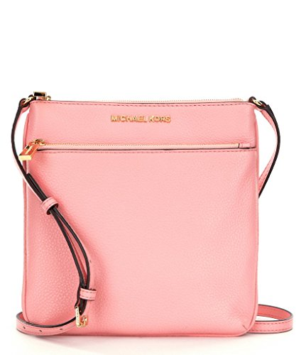 Michael Kors Pale Pink Riley Crossbody