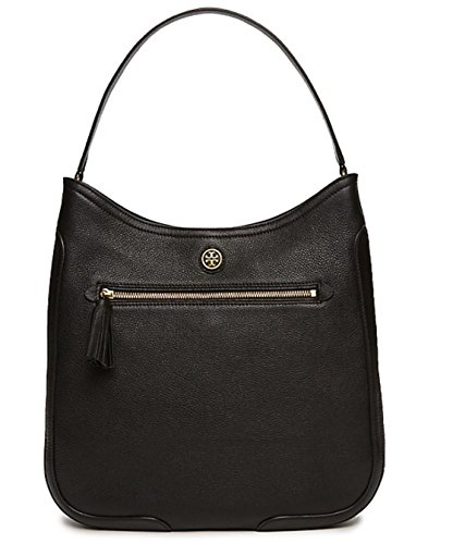 Tory Burch Frances Hobo Black /475.00