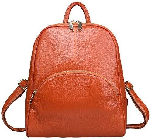 Heshe® Hot Sell Women's Backpack Casual Daypack Shoulder Bags Handbags with Zipper