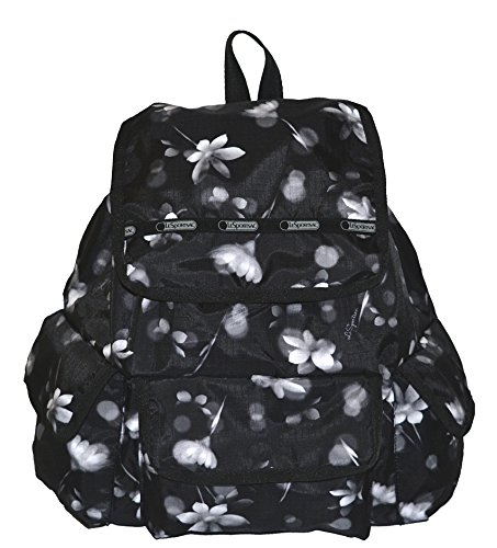 LeSportsac Allure Explorer Backpack Handbag Bag Purse Back Pack