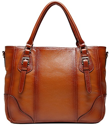 Heshe® New Hobo Zippered Large Tote Top Handle Shoulder Cross Body Handbag for Women