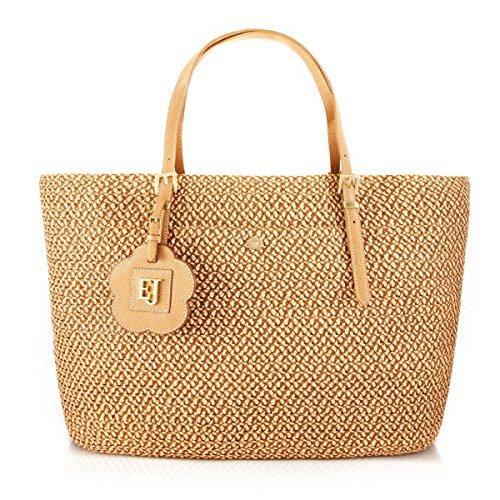 Eric Javits Women's Squishee Jav III Handbag (Peanut)