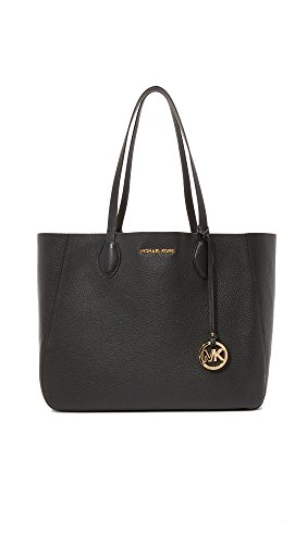 MICHAEL MICHAEL KORS Mae East West Leather Tote