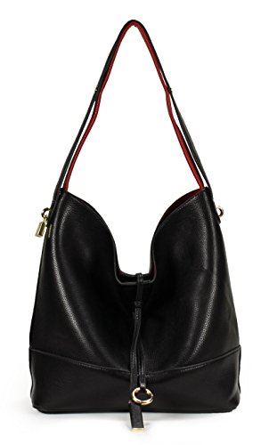 Scarleton Chic Dual Color Hobo Bag H1773
