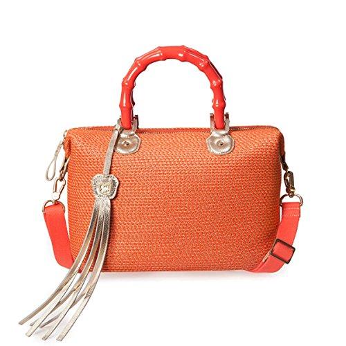 Eric Javits Designer Women's Handbag Squishee Capri Bag (Spark)