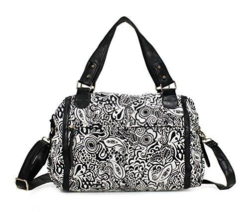 Scarleton Chic Pattern Shoulder Bag H1756