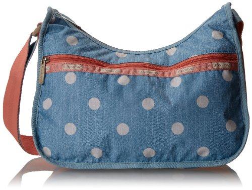 LeSportsac Classic Hobo Handbag,Marais,One Size