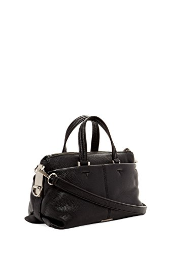 Rebecca Minkoff Mini Sloane Satchel Cross-Body Bag, Black