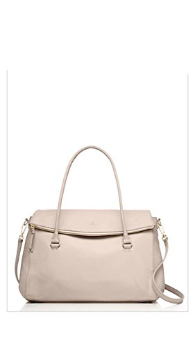 Kate Spade New York Grant Park Travel Leslie Shoulder Bag Pebble