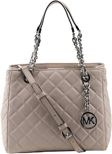 MICHAEL Michael Kors Women's Susannah Quilted Small Tote
