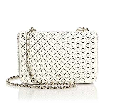 Robinson perforated mini shoulder bag New Ivory Style 51159035