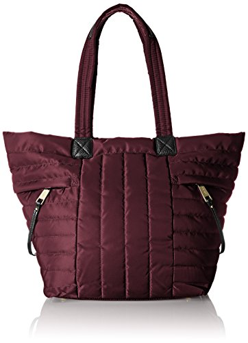 Nine West Zippered Up Nylon Tote Bag