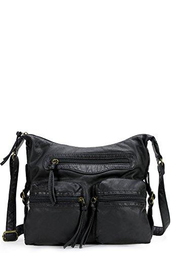Scarleton Multi Pocket Crossbody Bag H1887