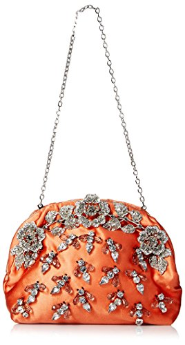 Valentino Women's Evening Bag, Papaya