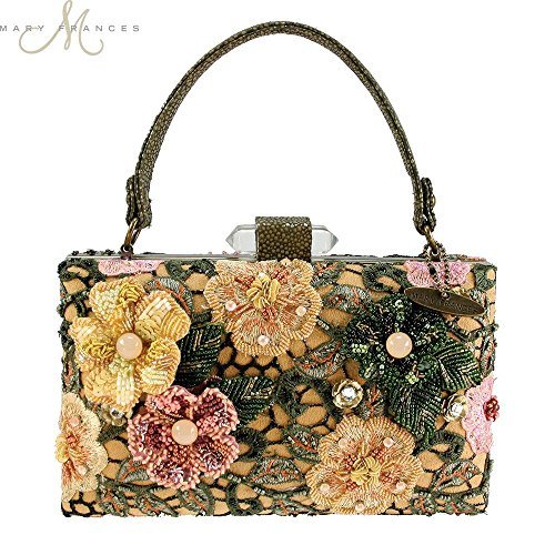 Mary Frances Hollywood And Vine Handbag