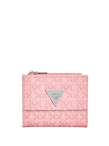 GUESS Women's Swoon Logo Bi-Fold Wallet
