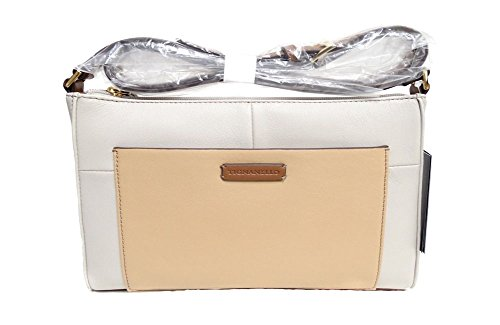 Tignanello Moderna Cross Body Egg/Dune/Saddle T61605