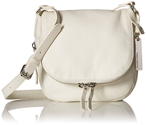 Vince Camuto Baily Cross Body, Snow White, One Size