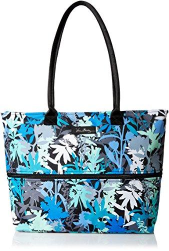Vera Bradley Lighten Up Expandable Travel Tote Weekender Bag